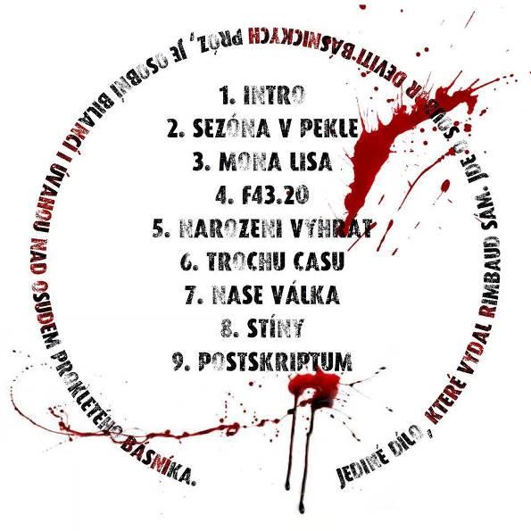 Tenax, Rawas, Tracklist